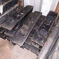 Клин крепления подвижной плиты СМД-109