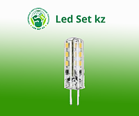 Лампа светодиодная LED-JC-standard 1.5Вт 12В G4 3000К 120Лм ASD