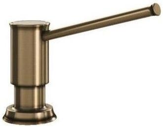 521292 Дозатор Livia полированная латунь