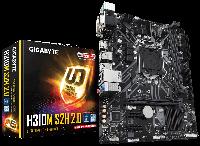 Intel 1151 H310 2DDR4 Gigabyte (H310M S2H), фото 1