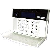 Клавиатура Управления Системы Охрано-Пожарной Сигнализации PCX-LCDP (PCX-LCDP-W)