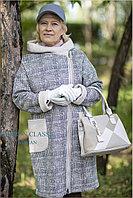 Женское демисезонное пальто, осень-весна