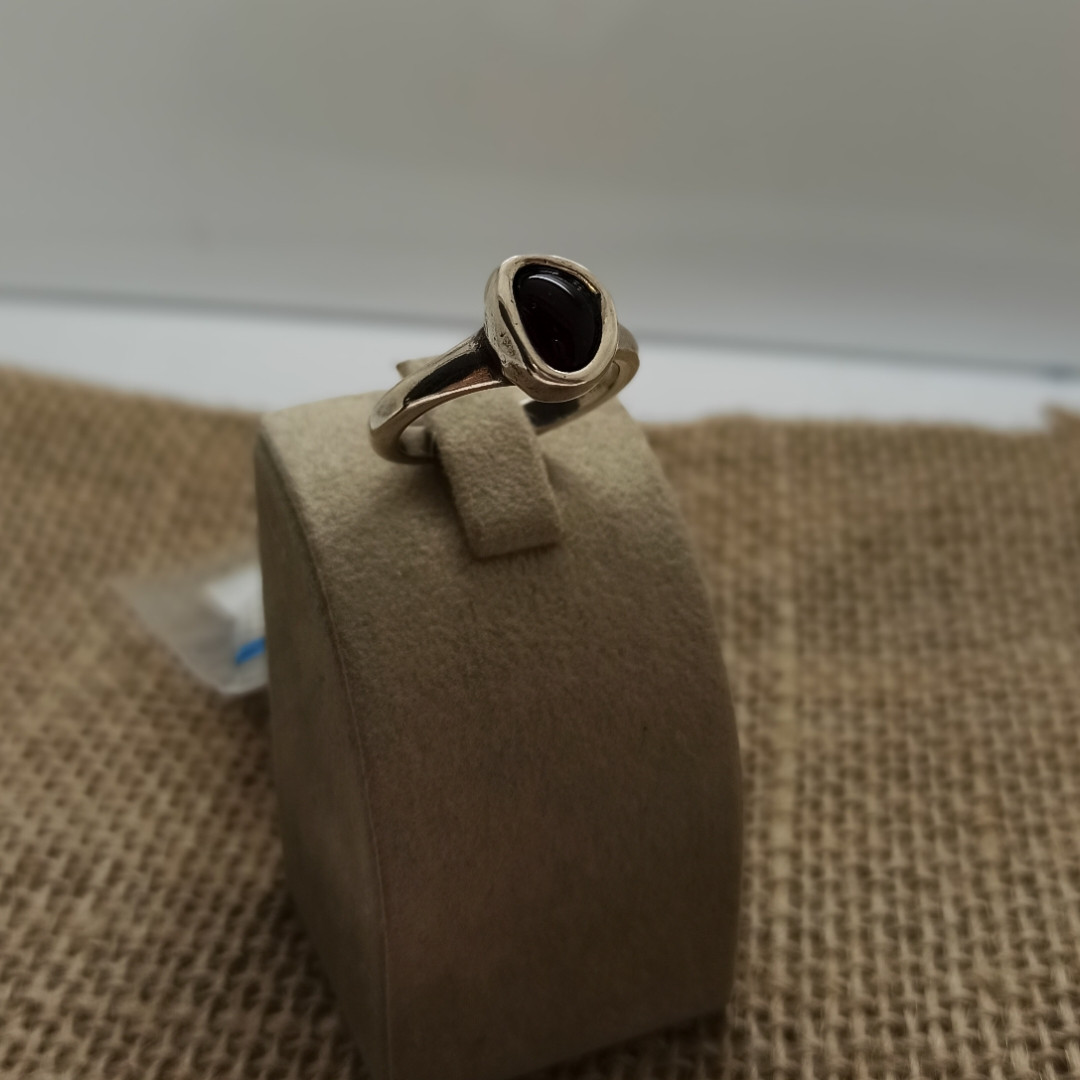 Кольцо Винный Мурано