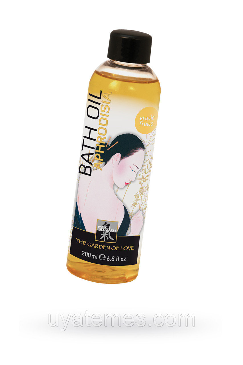 Масло для ванны ''Афродизия'' с запахом экзотических фруктов 200 мл