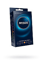Презервативы  ''MY.SIZE'' №10 размер 57 (ширина 57mm)