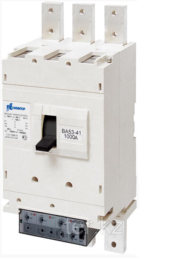 Автоматический выключатель ВА53-41-344710-20 УХЛ3 1000А, 660В