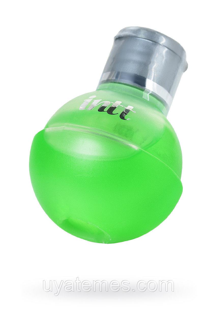 Массажное масло для поцелуев INTT FRUIT SEXY Caipirinha с разогревающим эффектом и ароматом лайма, 40 мл