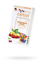 Презервативы Expert ''Фруктовый микс'' №12, цветные с ароматами: клубники, апельсина, банана, 12шт