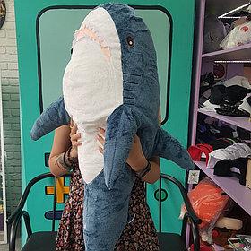 Плюшевая Акула Блохэй 100 см