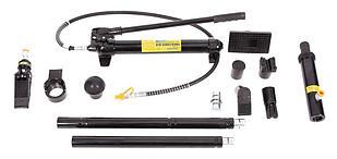 """ZX0201C Partner Набор гидравлического оборудования для кузовных работ """"Profi"""" 10т, в кейсе Partner PA-ZX0201C(PA-0010)"""