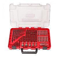 WMC tools Набор бит и сверл 120 предметов в пластиковом футляре WMC TOOLS 10120