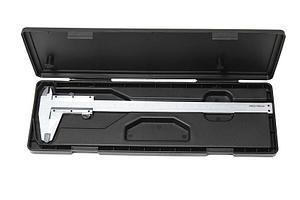 ROCKFORCE Штангенциркуль (0-125мм, 0.02мм; внутр. Ø, наруж. Ø + глубиномер), в пластиковом футляре ROCKFORCE RF-5096P