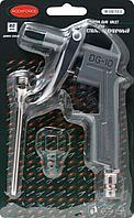 ROCKFORCE Пистолет обдувочный (сопло 80мм), в блистере ROCKFORCE RF-DG-10-3