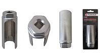Forsage Головка для датчика ''лямбда-зонд''22мм, HEX 25мм, 3/8''(ширина разреза под провод датчика - 20мм), в блистере Forsage F-43322