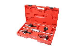 F-66431 Forsage Набор съемников подшипников в комплекте с обратным молотком (внутр. диам. подшип.:15-30мм,30-80мм наруж. диам. подшип.:15-80мм)