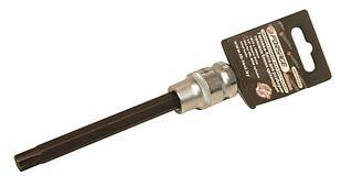 "F-34914010V Forsage Головка-бита для разборки головки блока цилиндров 1/2"", 140мм, на пластиковом держателе Forsage F-34914010V"