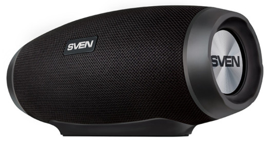 Беспроводная колонка SVEN PS-330 черный - фото 2