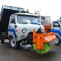 Многофункциональная коммунальная уборочная машина УАЗ