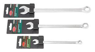 ROCKFORCE Ключ комбинированный удлиненный 12мм, на пластиковом держателе ROCKFORCE RF-75512L