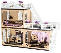 Кукольный домик Огонек Коттедж Коллекция С-1292