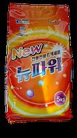 Welgreen Концентрированный стиральный порошок New Power Detergent / 5 кг.