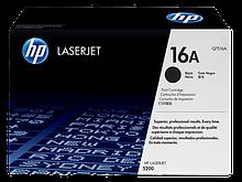HP Q7516A Картридж лазерный черный HP 16A для LaserJet 5200