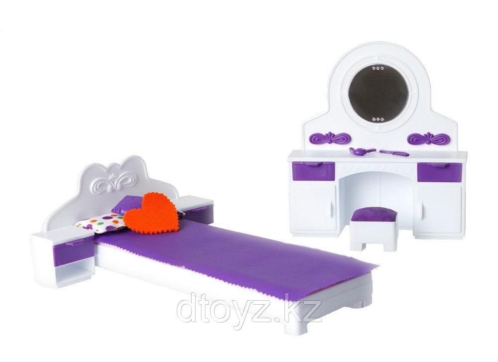Огонек Набор мебели для спальни Конфетти С-1331