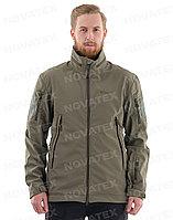"""Куртка """"Джетта"""" (софт-шелл, олива) 7.62"""
