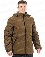 Куртка «Таганай» (графф, коричневый)