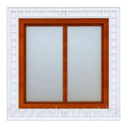 Обрамление окон на фасаде ОК-6, фото 2
