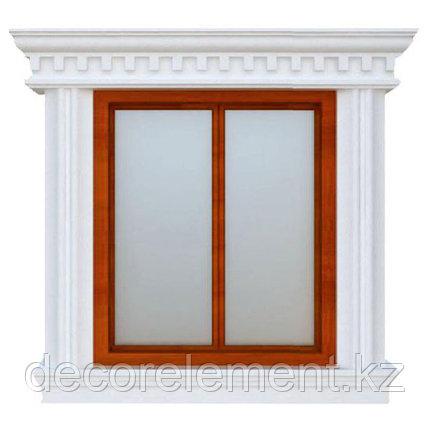 Фасадное обрамление окна ОК-21, фото 2