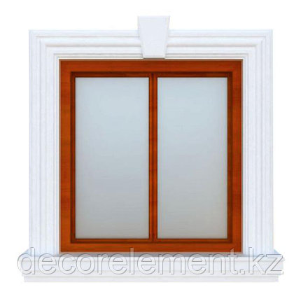 Фасадное обрамление окна ОК-28, фото 2