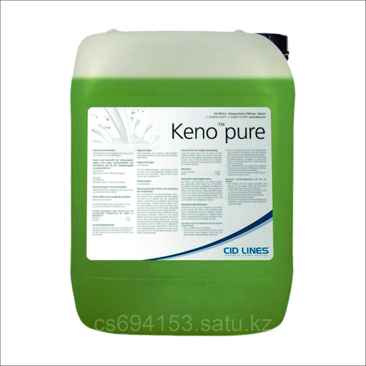 Кенoпур Стронг (Kenopure Strong): дезинфицирующее средство для гигиены перед доением