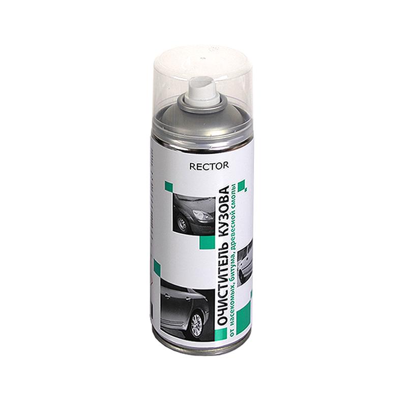Очиститель битумных пятен RECTOR в аэрозольной упаковке 400мл