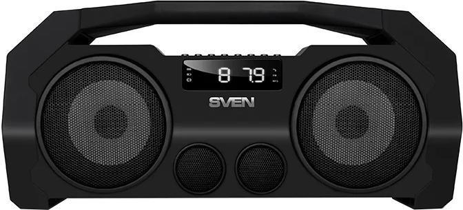 Беспроводная колонка SVEN PS-465 черный - фото 1