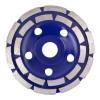 Диск алмазный шлифовальный двухрядная (чашка) Cutop Profi 63-12560