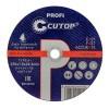 Диск отрезной по металлу Cutop Profi Т41-230*1.8*22.2 39982т