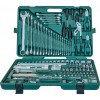 Набор инструментов Jonnesway 128 предметов S04H524128S