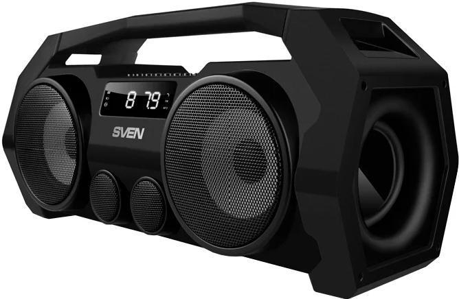 Беспроводная колонка SVEN PS-470 черный - фото 2