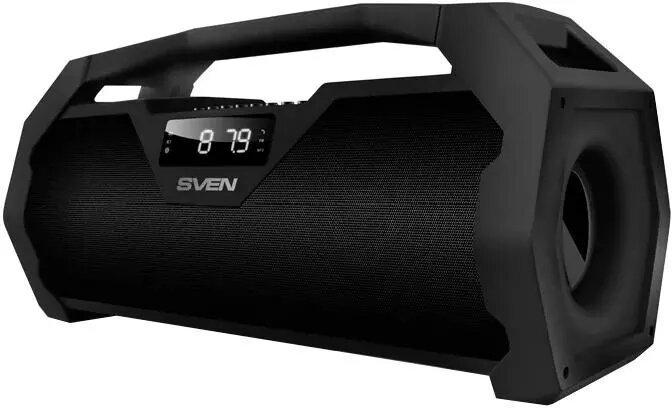 Беспроводная колонка SVEN PS-470 черный - фото 3