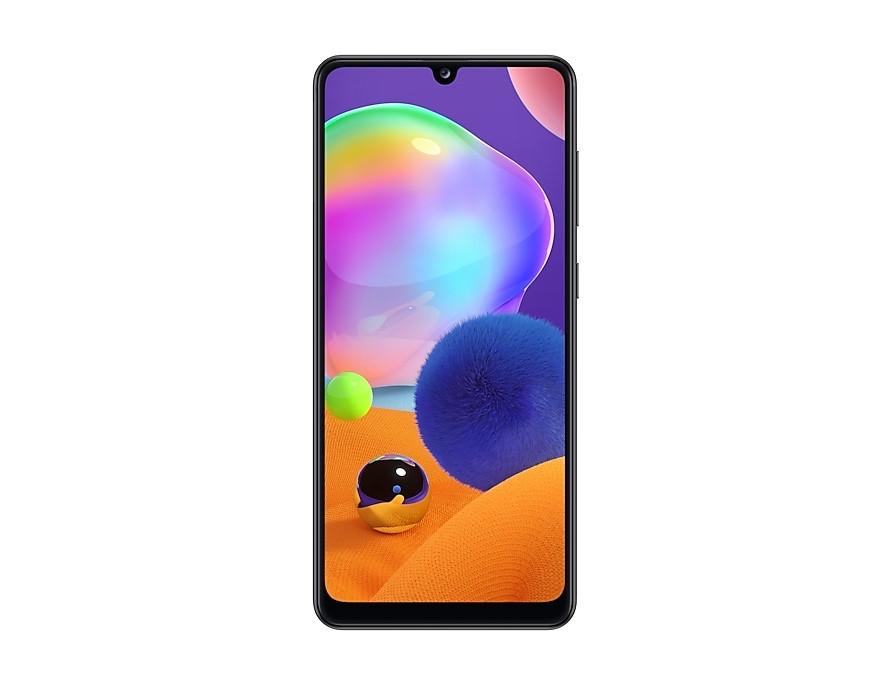 Смартфон Samsung Galaxy A31  black 64Gb