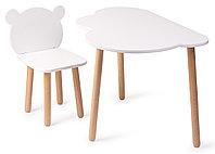 Стул детский Misha Chair Белый (Happy Baby, Великобритания)