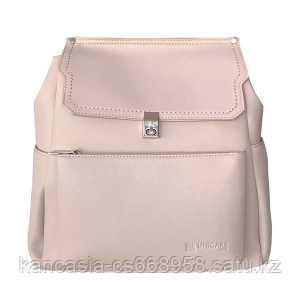 UNICARE Рюкзак для мамочек UNICARE, бежевый, PU кожа.