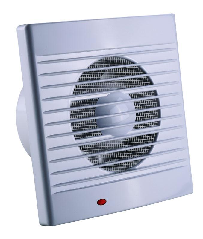 Настенный вентилятор SOLO 120SС (шнурковый выключатель и электрокабель с вилкой)