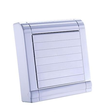 Настенный вентилятор SUNKAR 100SC (шнурковый выключатель и электрокабель с вилкой)