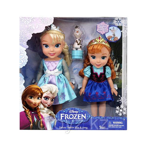Игровой набор Холодное Сердце Принцессы Дисней и Олаф 310170