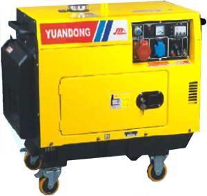 Генератор дизельный YD4500Е