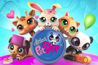 Литтлест Пет Шоп игровые наборы Littlest Pet Shop Hasbro
