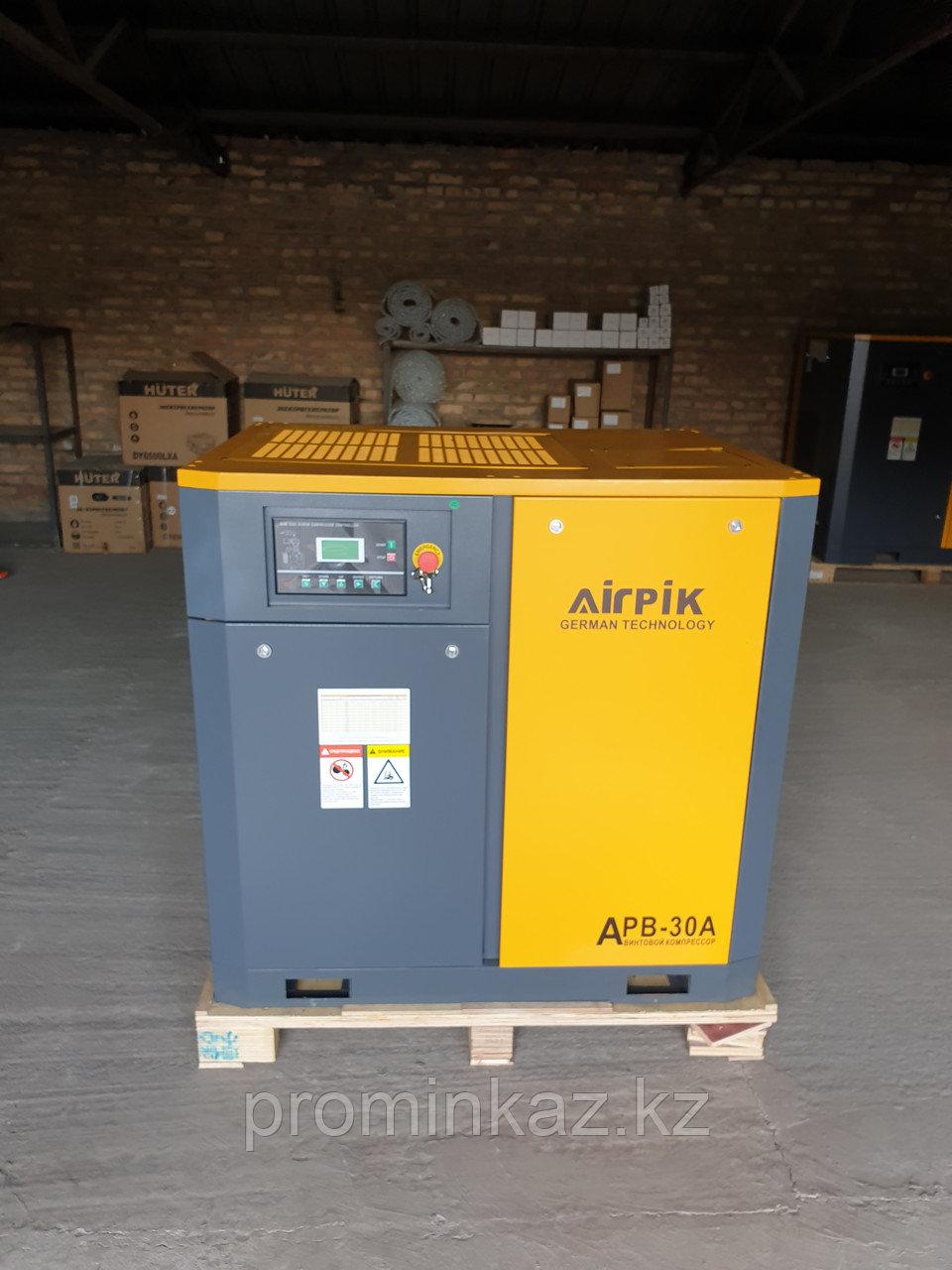 Компрессор APB-30A, -2,8 куб.м, 12 Атм, AirPIK