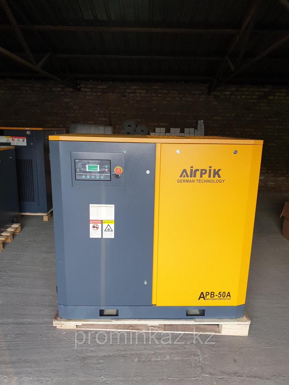 Компрессор APB-50A, -5,6 куб.м, 10бар, AirPIK